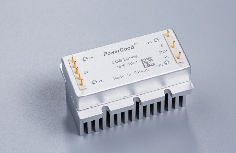 Integrated Heat Sink DC DC CONVERTER- SQB Series